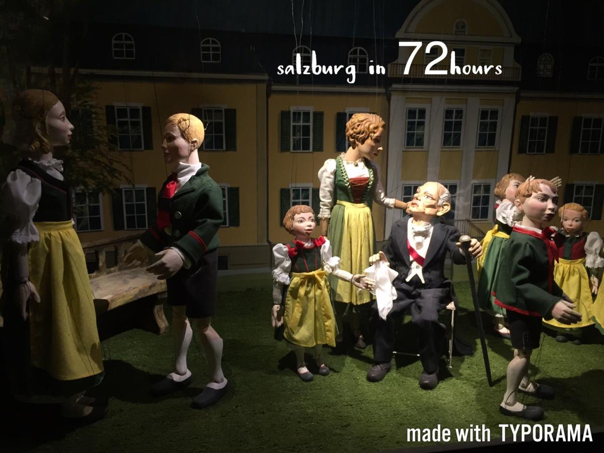 Salzburg in 72hours