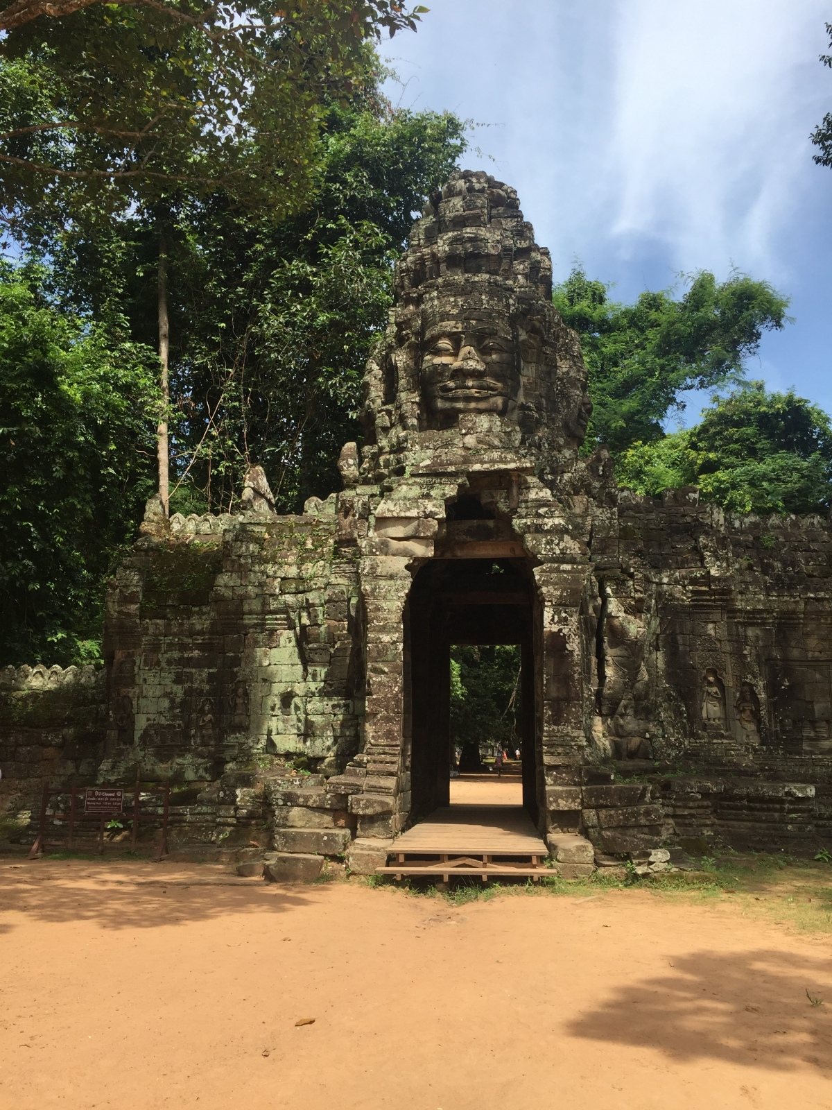 Siem Reap:  The temples of Angkor.
